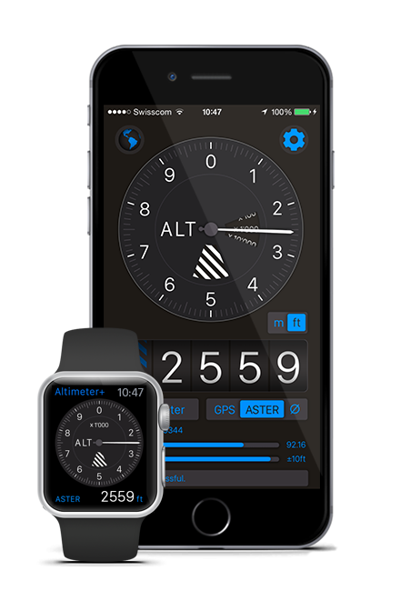 Altimeter The Most Accurate Altimeter App For IOS - Best altitude app
